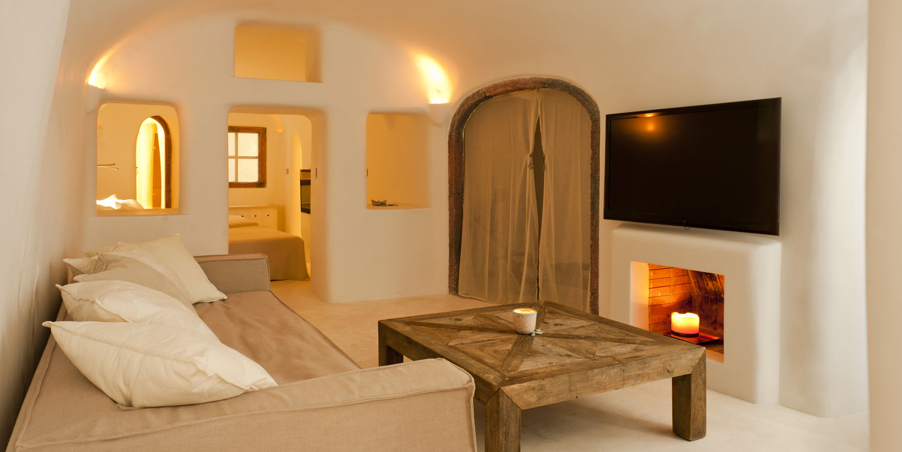 Kapari Honeymoon Suite